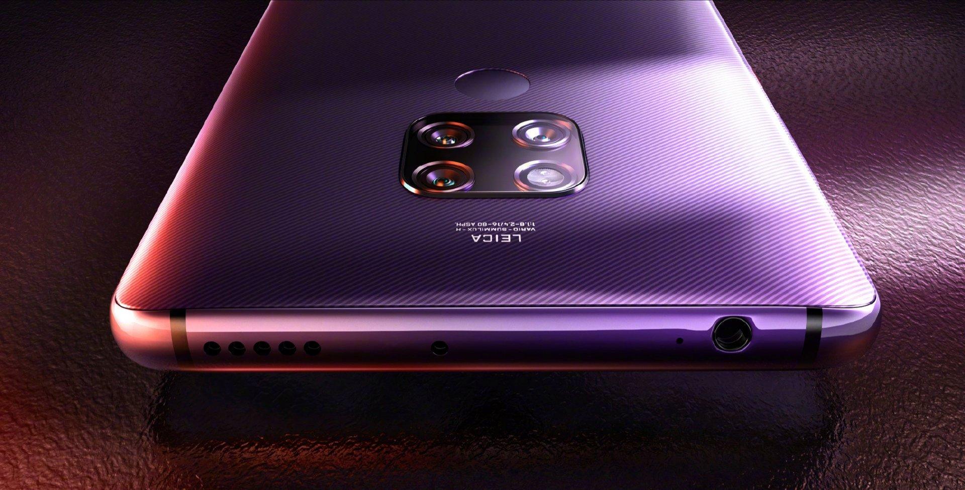 Amazing Huawei Mate 30 - It's Coming | Sam's Alfresco Coffee